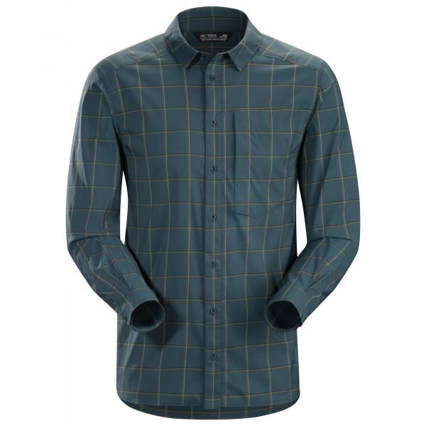 Arc'teryx - Riel Shirt L/S - Hemd