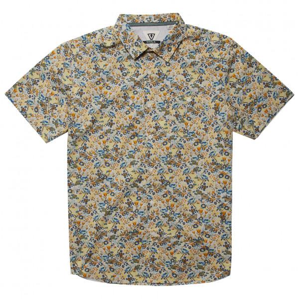 Vissla - Radical Roots S/S Eco Shirt - Hemd