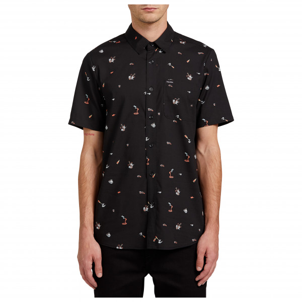 Volcom - Party Pieces S/S - Skjorte