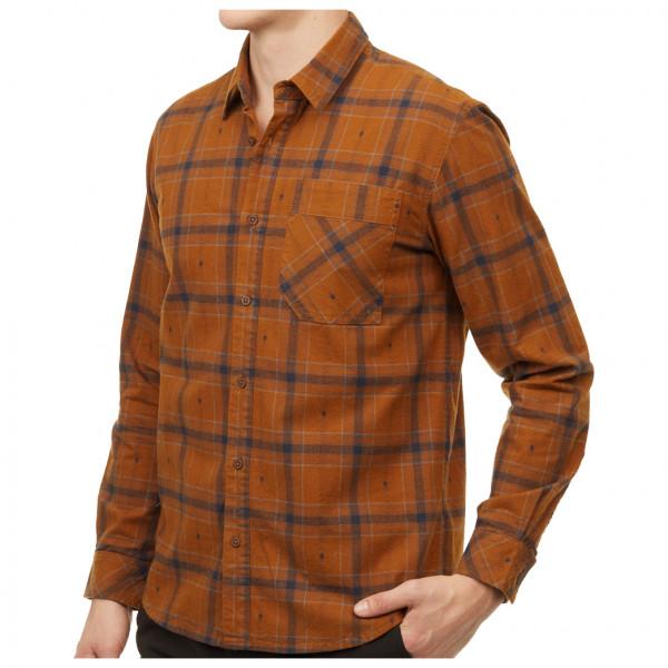 tentree - Benson Flannel Shirt - Shirt
