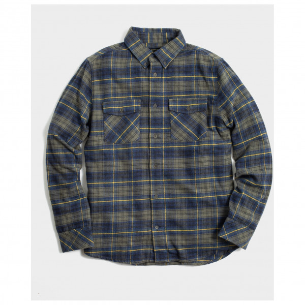 United By Blue - Responsible Flannel - Camicia