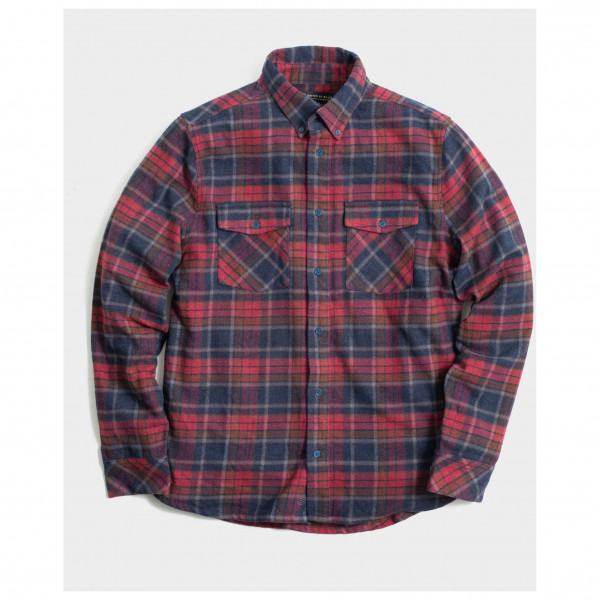 United By Blue - Responsible Flannel - Hemd