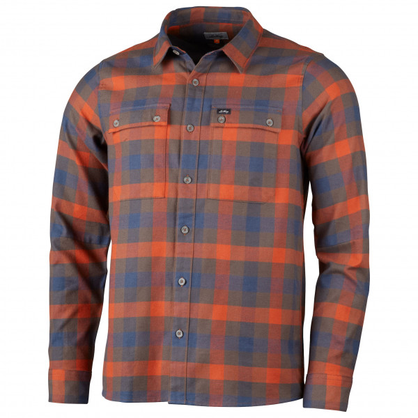 Lundhags - Rask L/S Shirt - Hemd