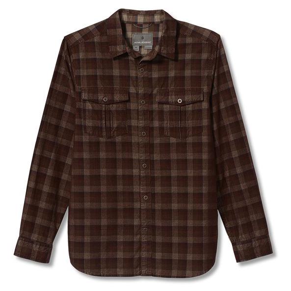 Royal Robbins - Covert Cord Organic Cotton L/S - Shirt