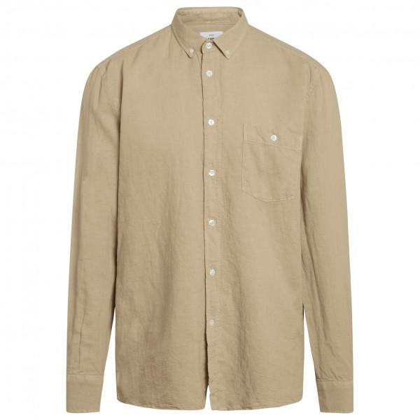 Klitmøller Collective - Benjamin Linen Shirt - Camicia