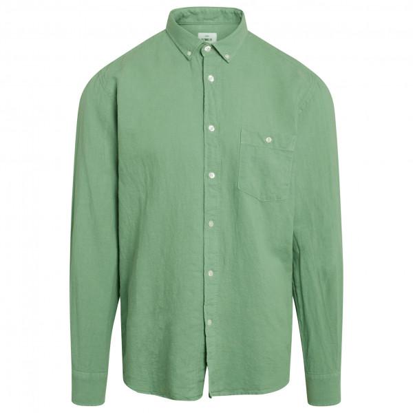 Klitmøller Collective - Benjamin Linen Shirt - Skjorta