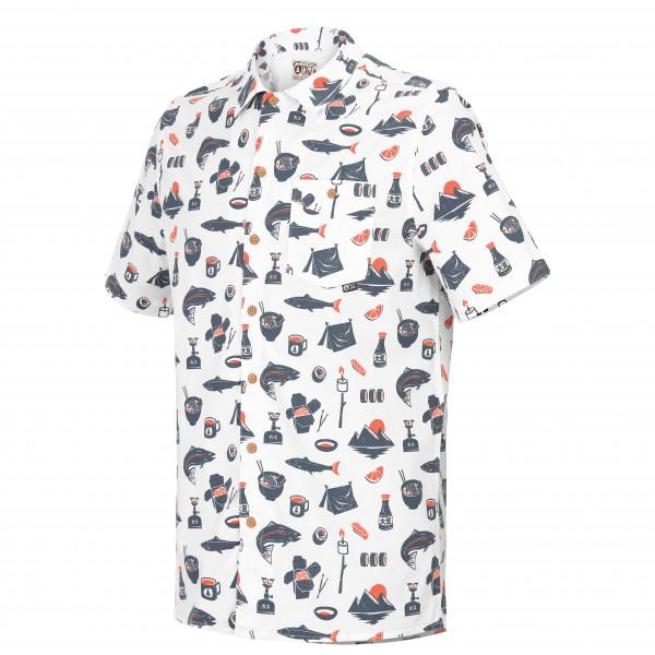 Picture - Mataikona S/S Shirt - Hemd