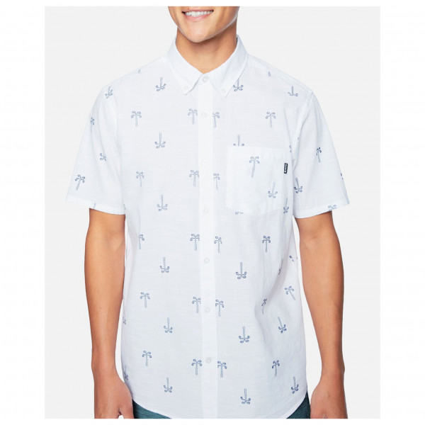 One & Only Paisley Palm S/S - Shirt
