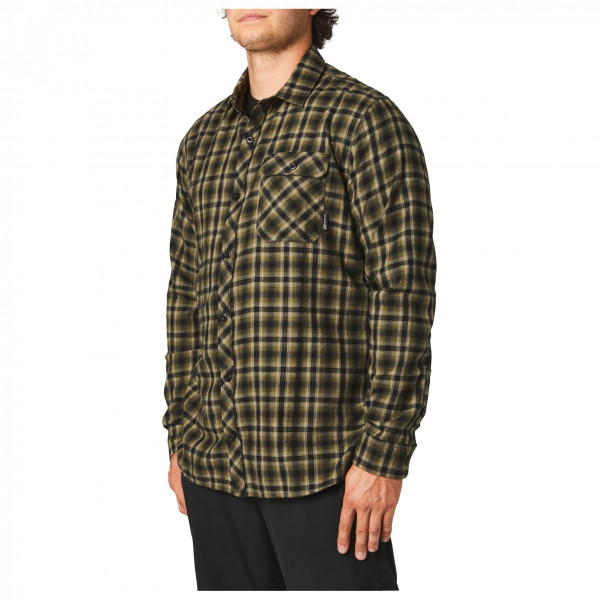 Reeves L/S Woven - Shirt