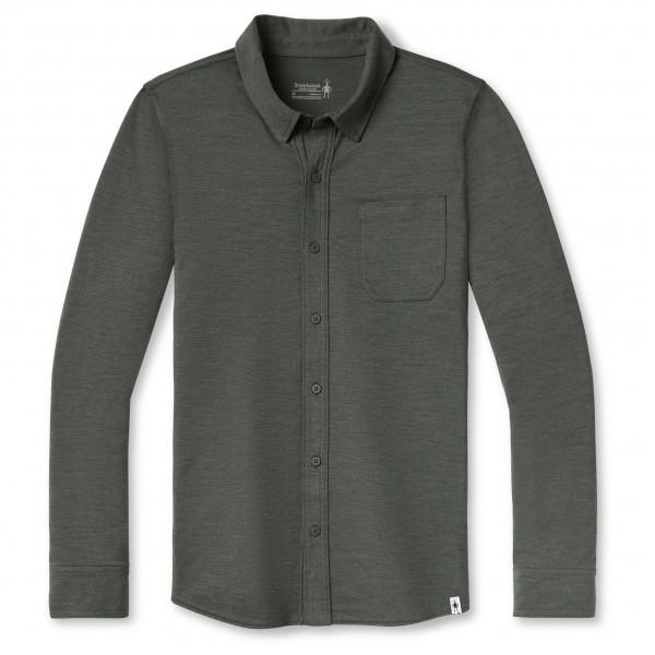 Merino Sport 150 Long Sleeve Button Up - Shirt
