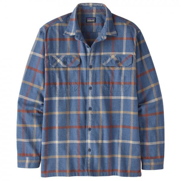 Patagonia - L/S Organic Cotton MW Fjord Flannel Shirt - Hemd