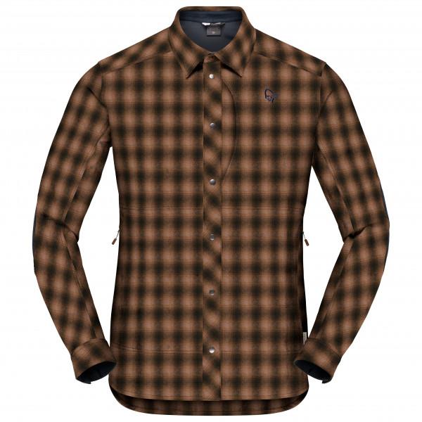 Norrøna - Tamok Wool Shirt - Hemd
