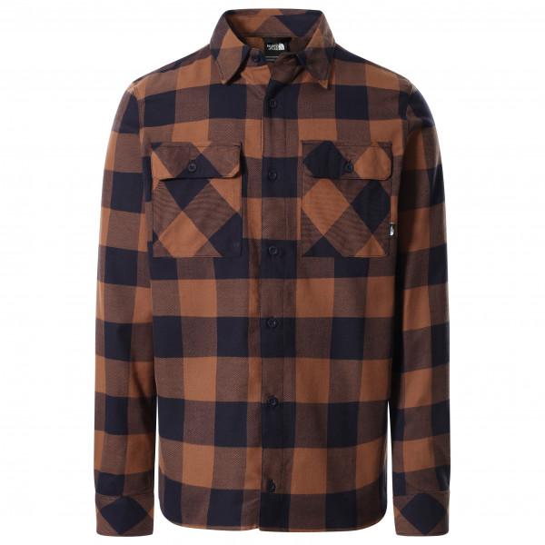 The North Face - L/S Aletsch Shirt - Hemd