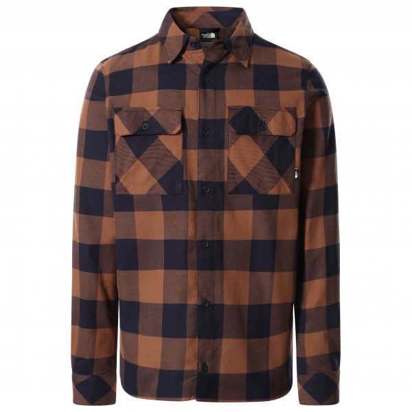 The North Face - L/S Aletsch Shirt - Paita
