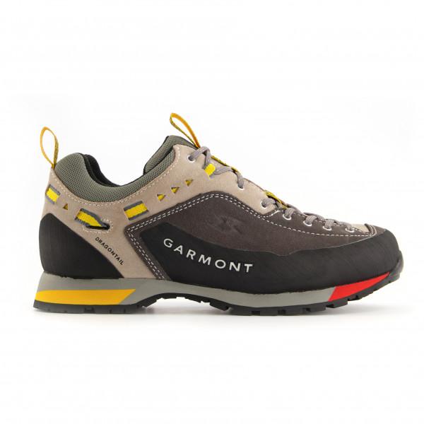 GARMONT Dragontail LT Black Mens Climbing Shoes with Vibram Sole