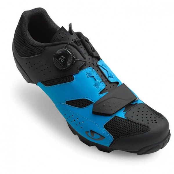 Giro - Cylinder - Radschuhe Blue / Black