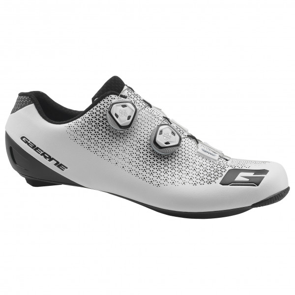 Gaerne Composite Carbon G.CHRONO Road Shoe - Black | Shoes and overlays