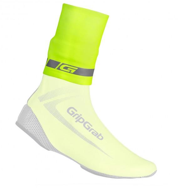 GripGrab - Cyclingaiter Hi-Vis Rainy Weather Ankle Cuff - Oversko