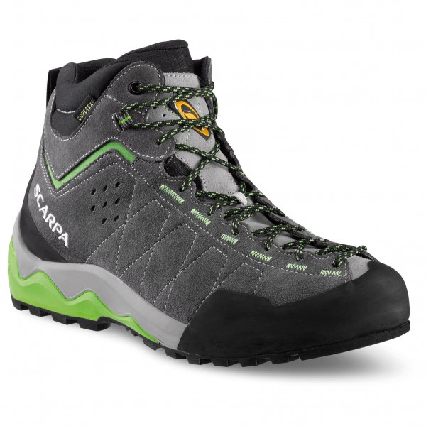 Scarpa - Tech Ascent GTX - Approach-kenkä