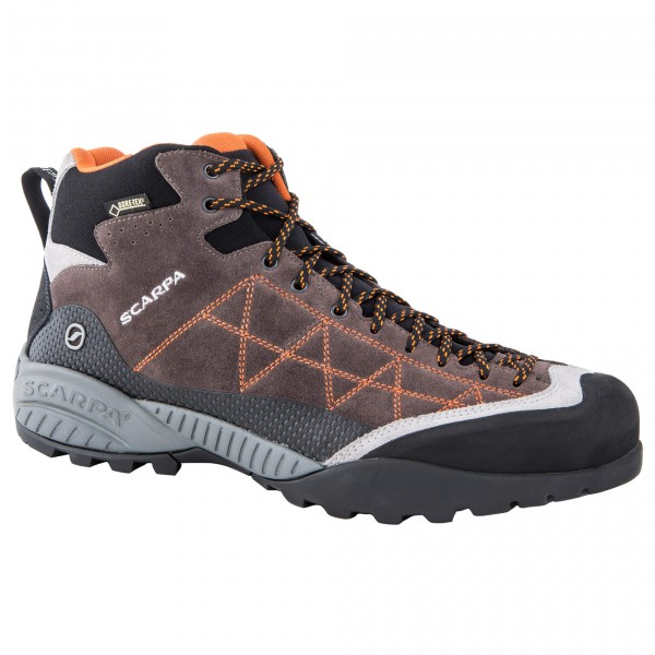 Scarpa - Zen Pro Mid GTX - Approach shoes