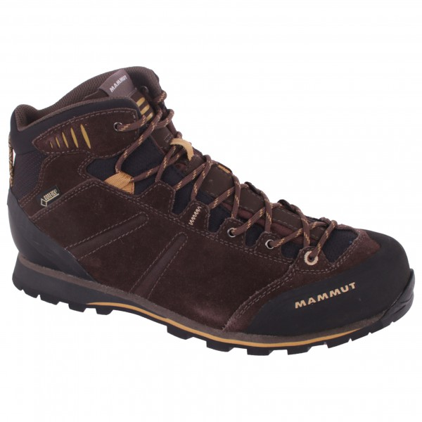 Mammut - Wall Guide Mid GTX - Zapatillas de aproximación