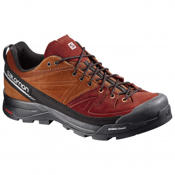 Salomon - X Alp Leather - Chaussures d'approche