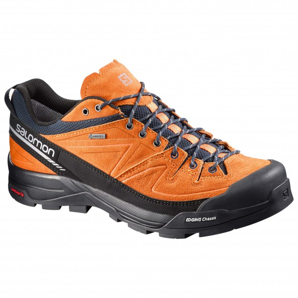Salomon - X Alp Leather GTX - Approach-kenkä