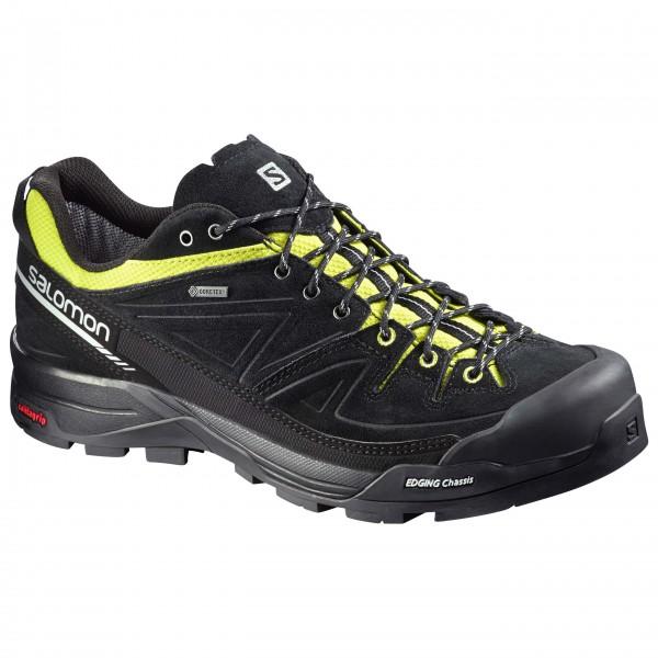Salomon - X Alp Leather GTX - Approach shoes
