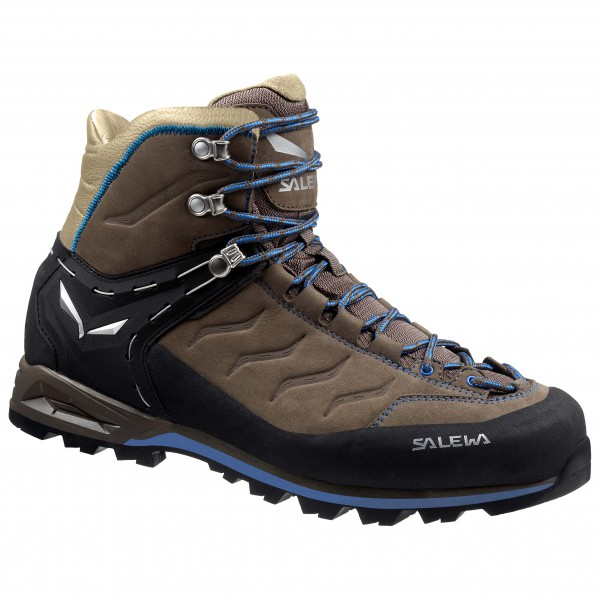 Salewa - Mountain Train Mid Leather - Approachschoenen