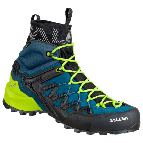 Salewa - Wildfire Edge Mid GTX - Approachschuhe