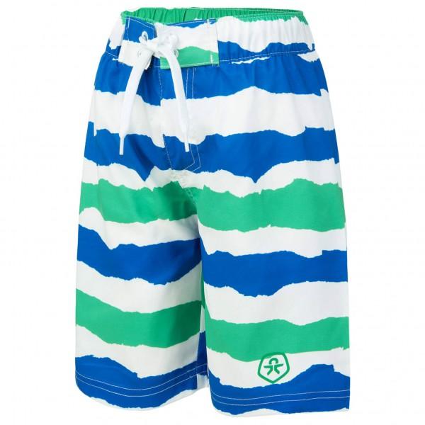Color Kids - Kid's Veleo Beach Shorts AOP - Boardshort
