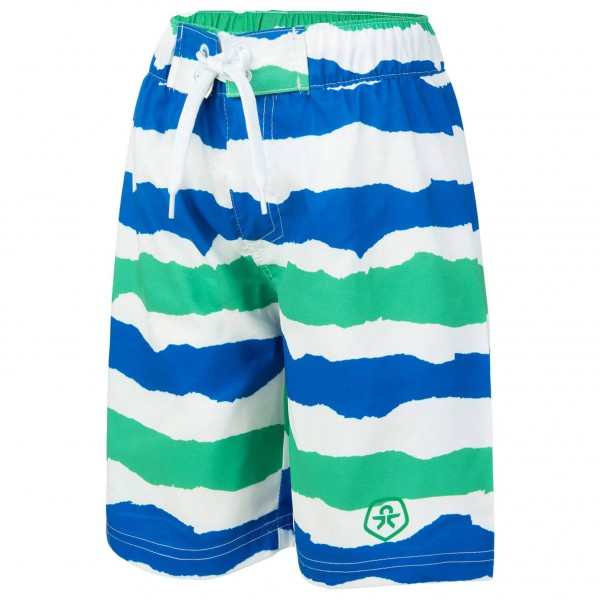 Color Kids - Kid's Veleo Beach Shorts AOP - Boardshorts