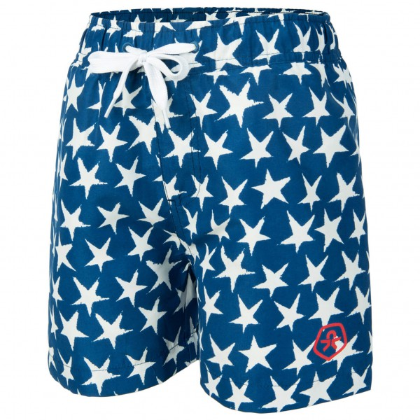 Color Kids - Kid's Vibe Beach Shorts AOP - Boardshort
