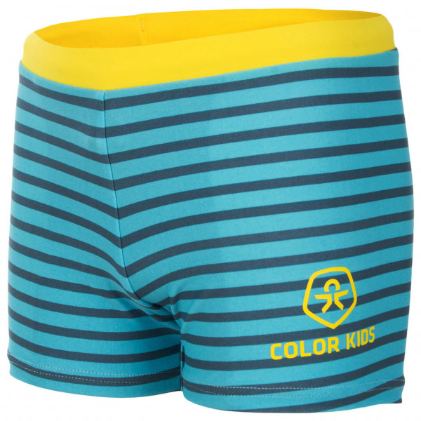 Color Kids - Kid's Volmer Swin Trunks AOP - Swim trunks