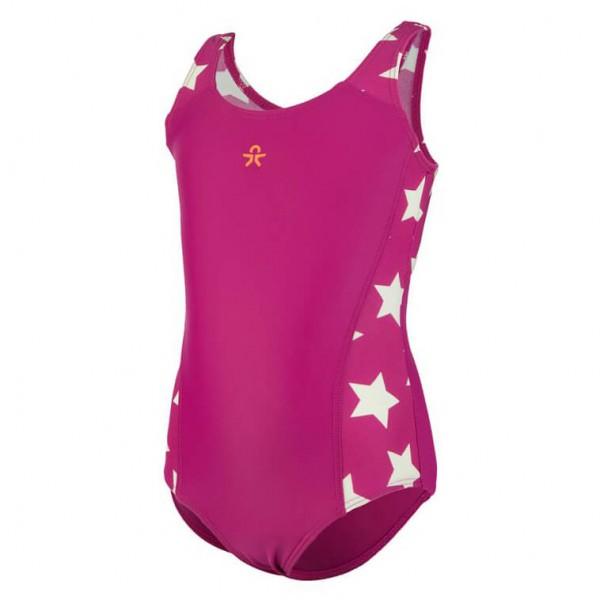 Color Kids - Kid's Vianna Swimsuit AOP - Badpak