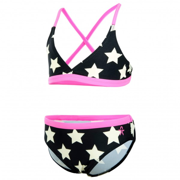 Color Kids - Kid's Vicky Bikini AOP - Bikini
