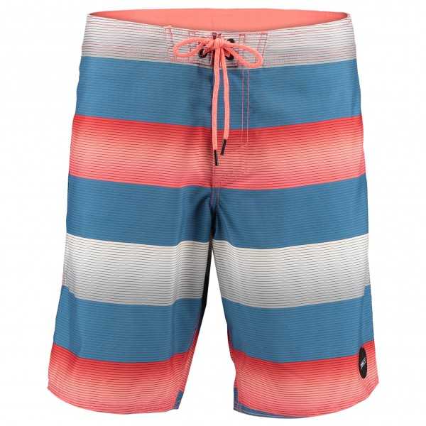 O'Neill - Santa Cruz Stripe Boardshorts - Boardshorts