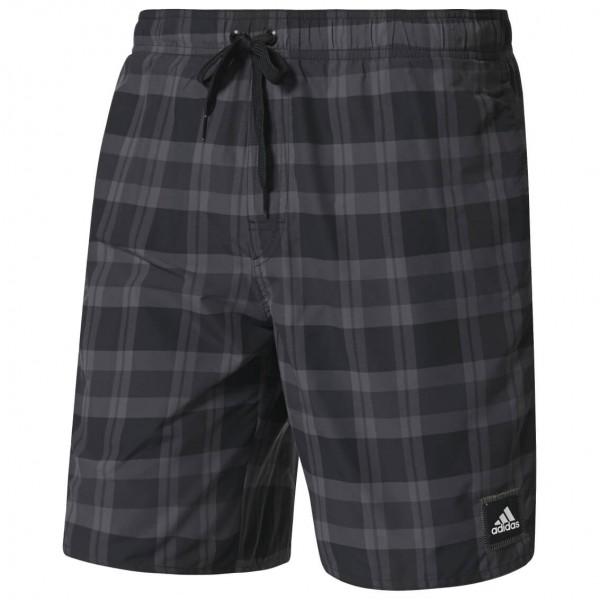 adidas - Check Short ML - Uimahousut