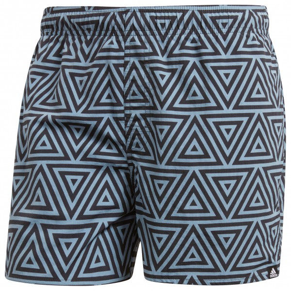 adidas - All-Over-Print Short Very-Short-Length - Badebukser