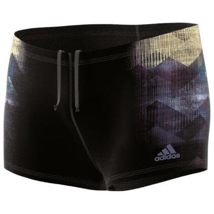 adidas - Performance Boxer Placed Adizero - Badehose