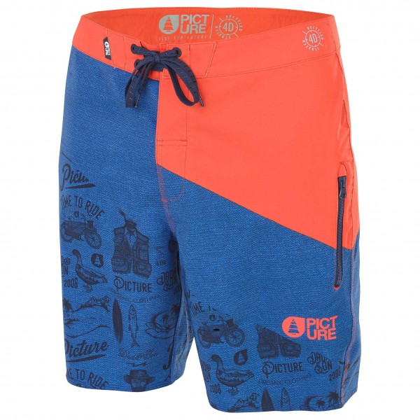"Picture - Code 19"" - Boardshort"