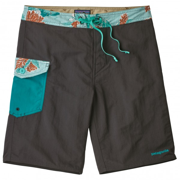 Patagonia - Patch Pocket Wavefarer Boardshorts - Boardshorts