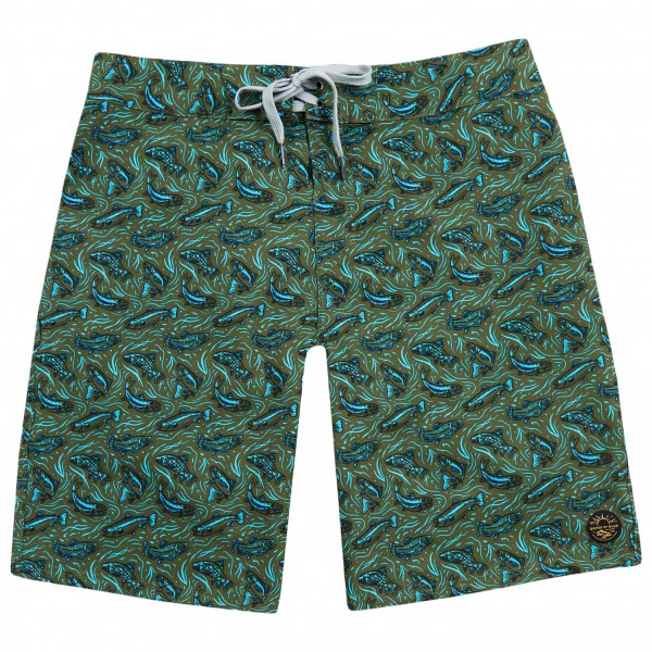 United By Blue - Upstream Performance Boardshort - Boardshorts