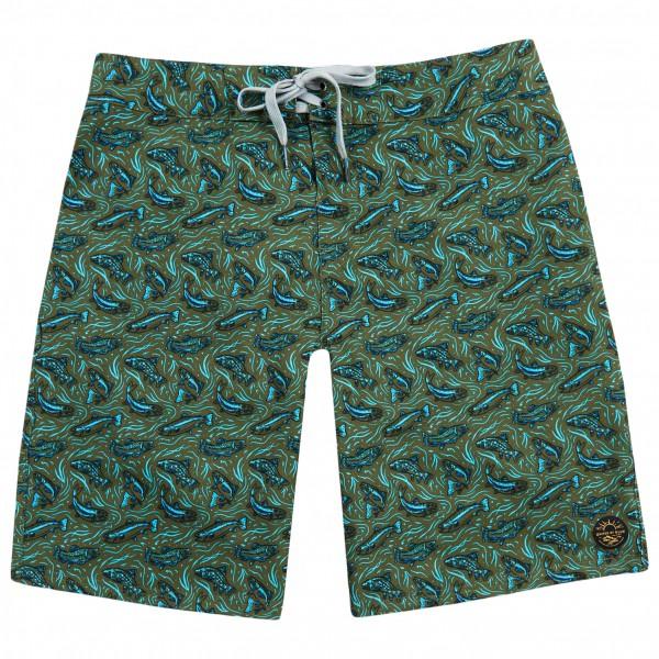 United By Blue - Upstream Performance Boardshort - Shorts de surf