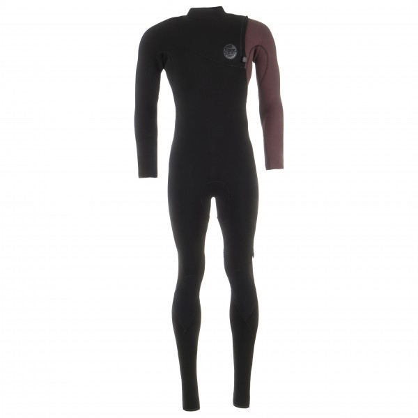 Rip Curl - E-Bomb Pro 4/3 GB  Zip Free Steamer - Wet suit