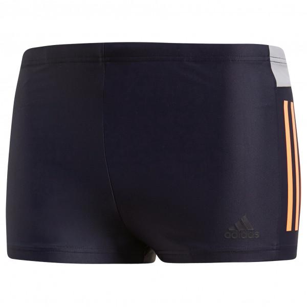 adidas - Fitness III Stripes Colourblock Boxer - Badebukse