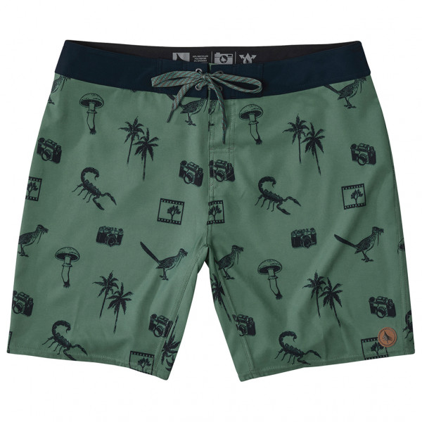 Hippy Tree - Palms Trunk - Boardshort