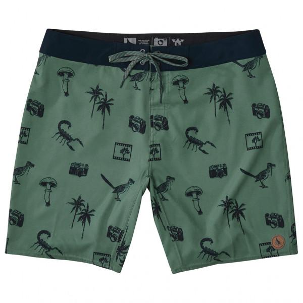 Hippy Tree - Palms Trunk - Boardshorts