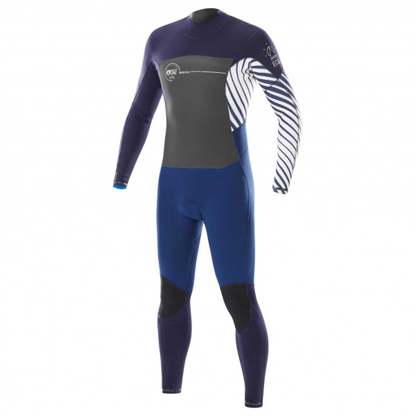 Picture - MOUNT 4.3 BKZIP - Wet suit