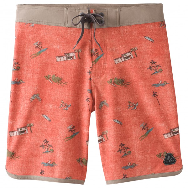 Prana - High Seas Boardshort - Boardshorts